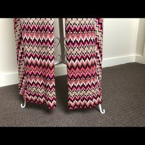 Missoni Pants - Vintage Missoni Knit Trousers